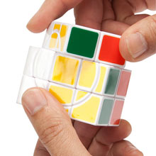 Magic Cube Puzzle