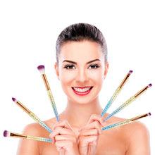 Mermaid Makeup Brush Set