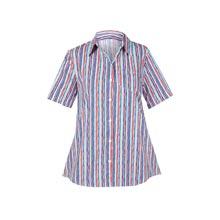 Multi-Colored Striped Shirt