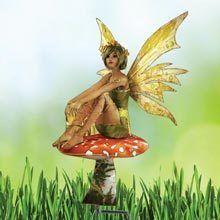 Sitting Fairy Stake
