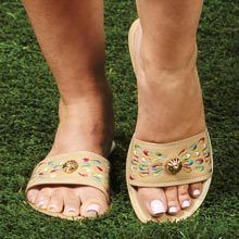Colorful Comfort Sandals