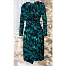 Midnight Ocean Breeze Dress