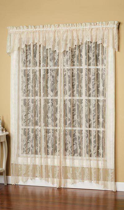 "Hummingbird Lace - 84"" Panel"