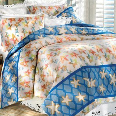 Starfish Fleece Blanket & Accessories