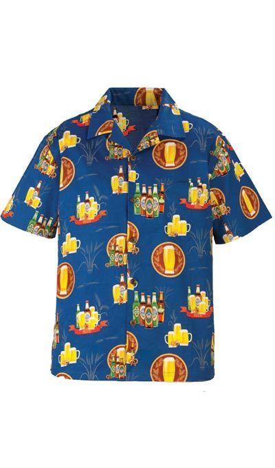Pub Crawler Camp Shirt