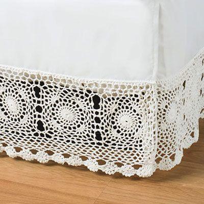 Crochet Bedding Accessories