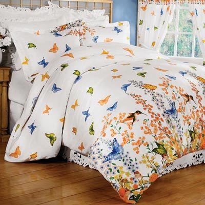 Butterfly Dreams Duvet Cover & Accessories
