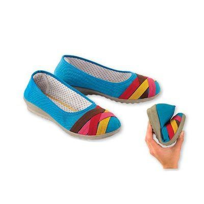 Colorful Ribbon Loafers