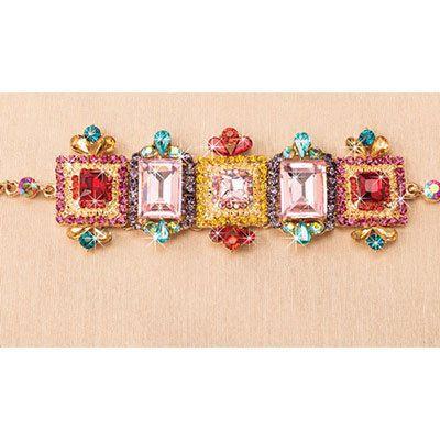 Royal Bejeweled Bracelet