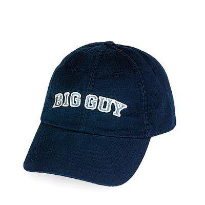 Big Guy Adult Cap