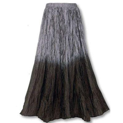 Shimmer Ombre Skirt