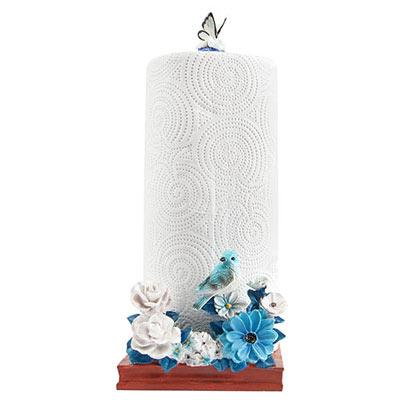 Bluebird Towel Holder