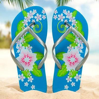 Lagoon Flip Flops