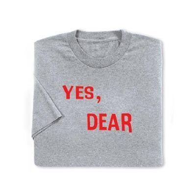 Yes, Dear Tee