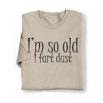 Fart Dust Tee