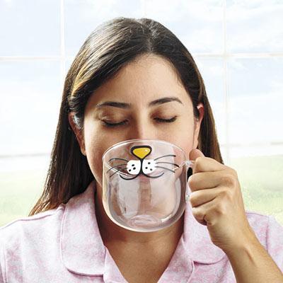 Meow-y Morning Mug