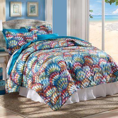 Captiva Island Quilt Set & Accessories