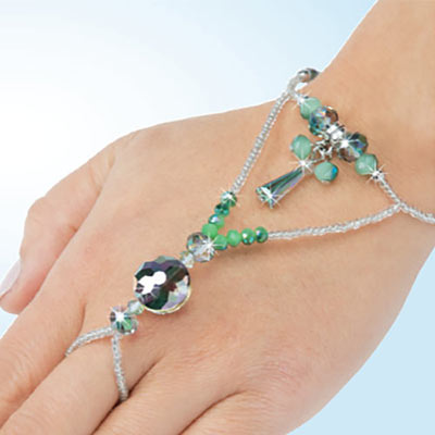 Stunning Bracelet & Ring Combination