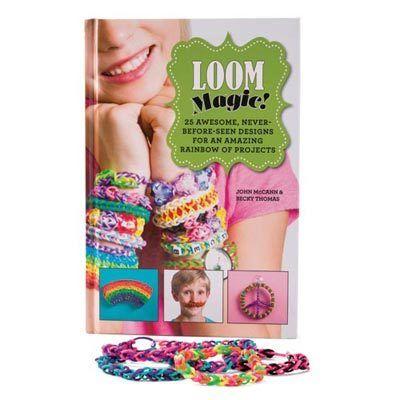 Loom Magic! Book