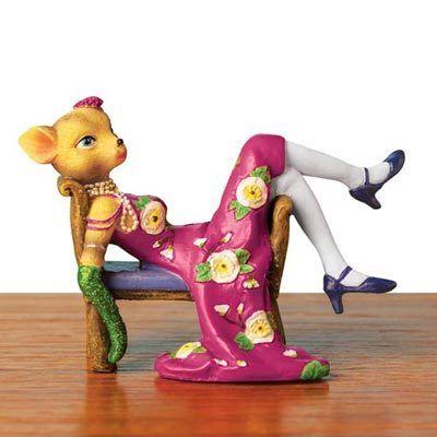 Kitty Kate Figurine