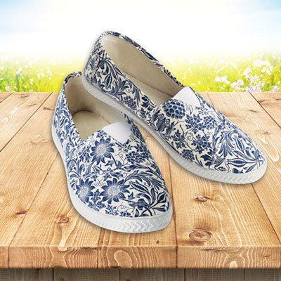 Garden Stroll Slip-ons