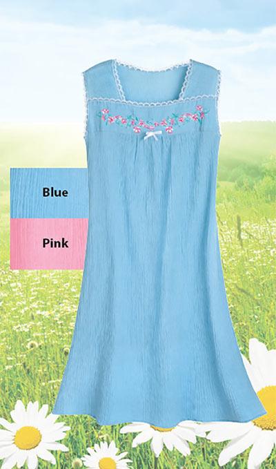 Sweet Innocence Nightgown