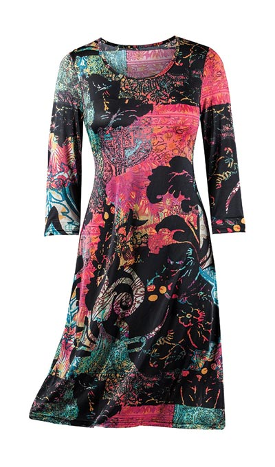 Fabulously Fierce Dress