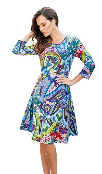 Eden's Garden Dress