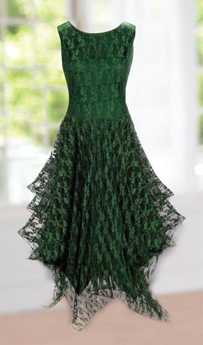 Enchanting Goddess Dress