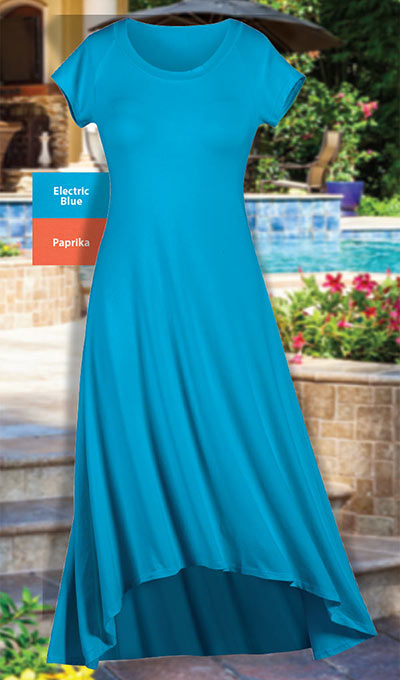 Perfect Hi-Lo Dress