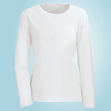 The Classic Long Sleeve Cotton Tee