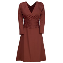 Essential Crossover Dress