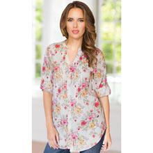 Fabulous Floral Big Shirt