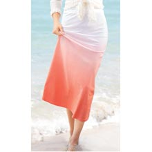 Ombré Knit Skirt