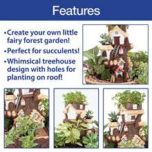Forest Fairy Garden Planter