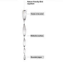 Bird Repellent Reflective Scare Rods