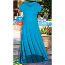 The Perfect Hi-Lo Dress