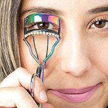 Bedazzling Eyelash Curler