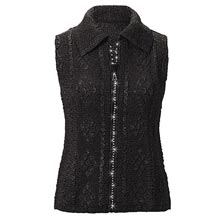 Instant Glam Quilted Vest