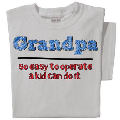 Grandpa Tees