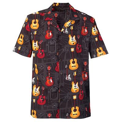 Colourful Guitar Shirt