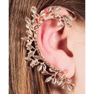 Enchanting Vine Ear Cuff