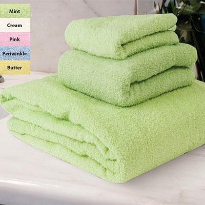 Snuggly Soft Bath Towel