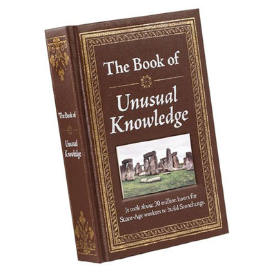 The Book of Unusual Knowledge