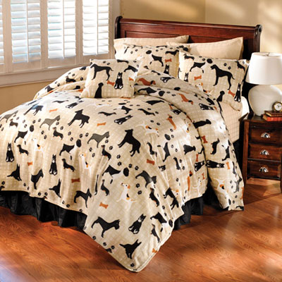 Best in Show Fleece Blanket & Accessories
