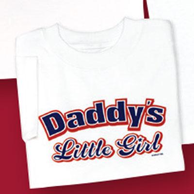 Like Daddy Like Daughter - Youth Tee
