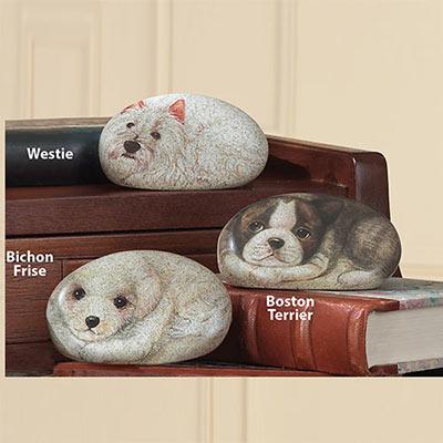 Puppy Paperweight