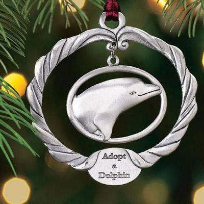 Adopt an Animal Ornament - Dolphin