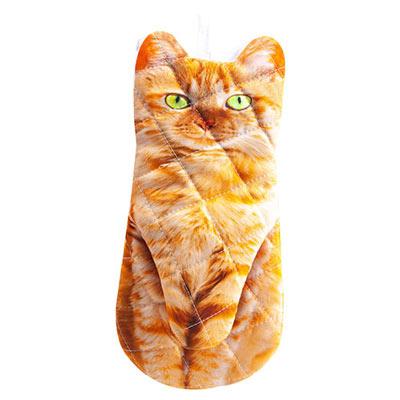 Cat Oven Mitt