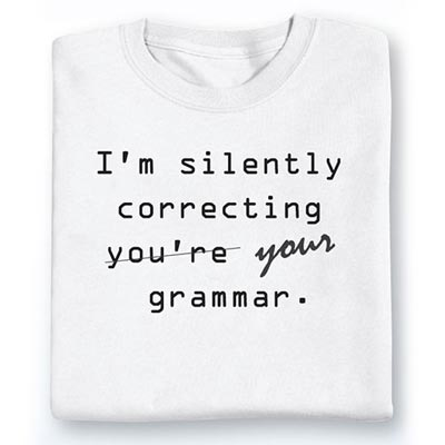 Grammar Tee